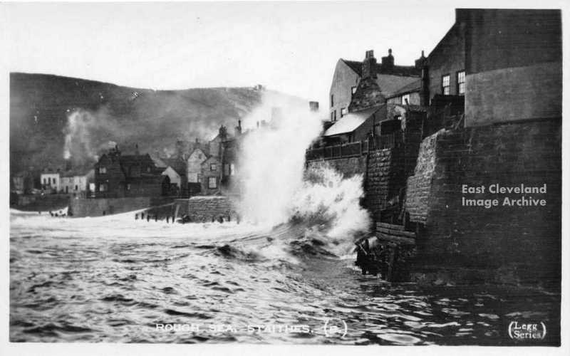 Staithes & Cowbar « East Cleveland Image Archive