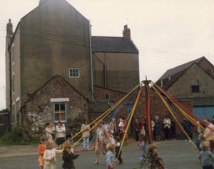 Maypole Dancing - 2