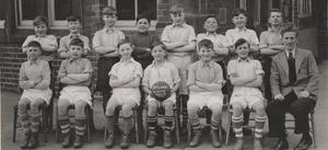 Footballers 1950-51