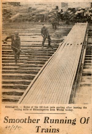 120 Foot Rails