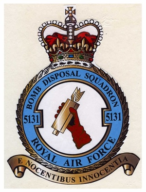 5131 Bomb Disposal Squadron
