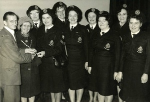Civil Defence Corps, 1966