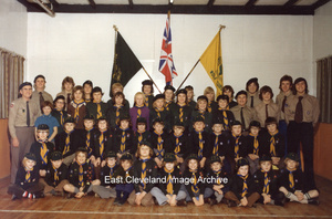 Loftus Scout Group c. 1975