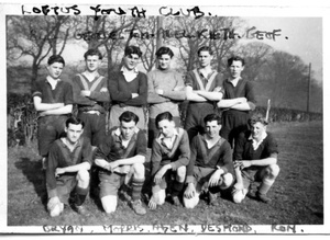 Loftus Y.C. Football Team