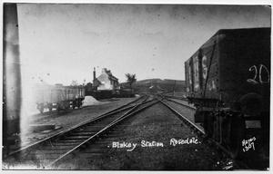 Blakey Station