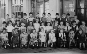 Carlin How Junior School C1955
