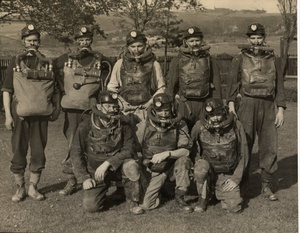 Crook Rescue Team, Kilton Pit Men