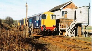DRS Class 20s at Crag Hall 1998