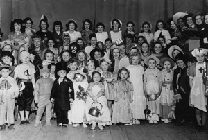 St. Margaret's Church Hall Fancy Dress (1954/55)