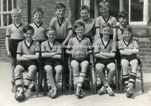 Loftus Junior School Football Team, 1960-1