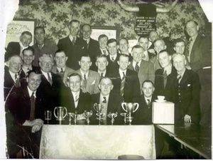 Loftus Homing Society Presentation Evening (1949)