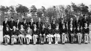 Loftus County Modern Prefects (1964)