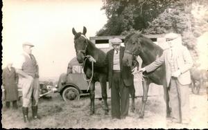 Noddy Readman, Granddad, Horses and a Mate