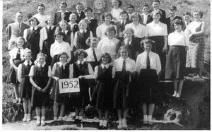 Skinningrove Choir 1952?