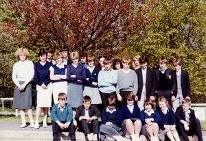 Rosecroft Students, c.1987