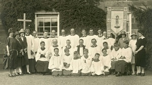 Easington Church Choir c. 1920/1