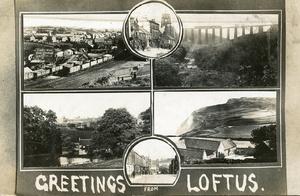 Greetings from Loftus