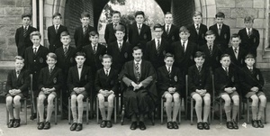 Guisborough Grammar School - Form 1A - 1963