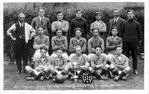 Skinningrove Junior F. C. (1924/25)