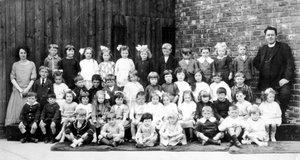 St Joseph's, 1920/21