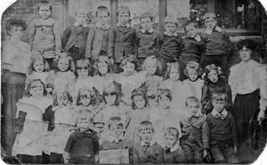 Staithes School 1912