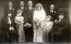 A 1920's Wedding