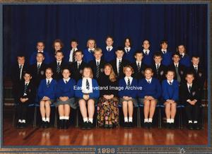 Warsett School - 1996