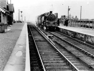 Kettleness Station Westbound