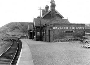 Sandsend Station