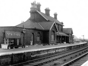 Staithes station