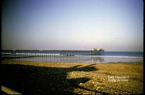 Saltburn Pier - February 1972