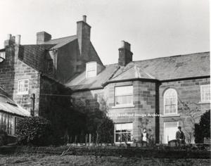 Rear Arbroath House