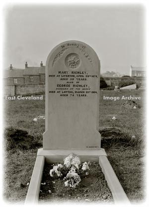 Richley Headstone