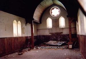 Kettleness Chapel interior