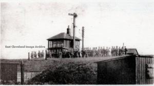 North Skelton Signal Box 1911
