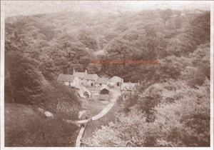 Marske Mill from above