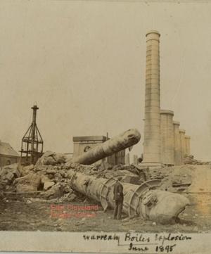 Warrenby Boiler Explosion