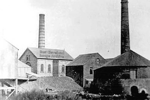 Lingdale Mine and Brick Kiln