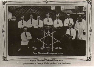 North Skelton Sword Dancers