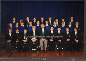 Warsett School 1996 - Form 7T