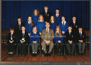 Warsett School 1996 Form 8R