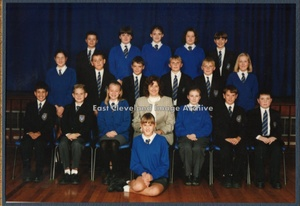 Warsett School 1996 - Form 8C