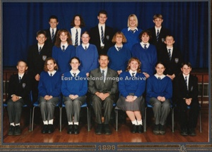 Warsett School 1996 - Form 9G