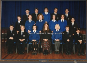 Warsett School 1996 - Form 9B