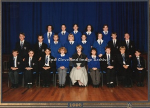 Warsett School 1996 - Form 9D