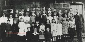 Hinderwell Schoo, 1920