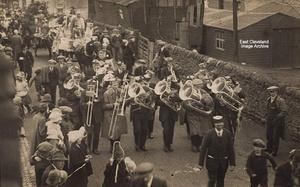 Lingdale Silver Band Parade