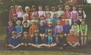Harry Dack Infant School (1973/4/5)