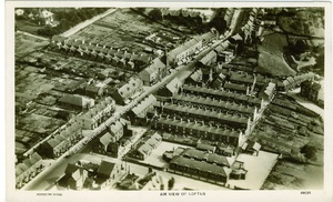 Loftus from the Air c.1935