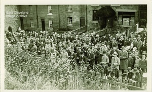 Remembrance Day Ceremony Loftus c.1924